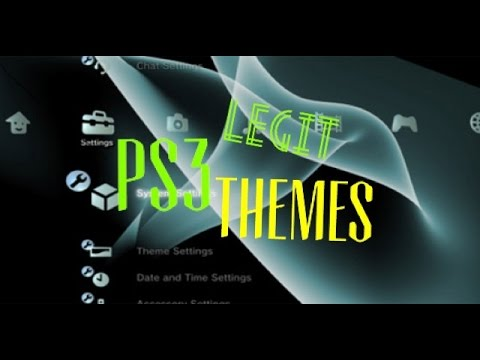 PS3 | How To Get Free Themes