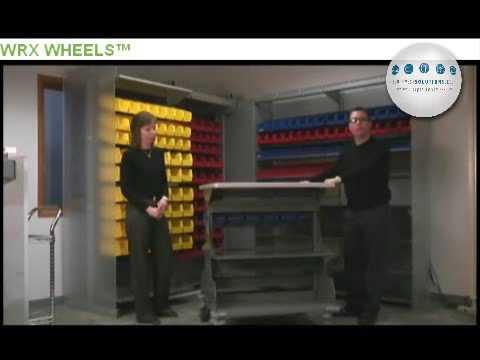 Medical Supply Bin Storage Carts and Hospital Carts