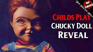 Download Childs Play Remake Chucky Doll Reveal! (Child's Play 2019 Chucky) Video