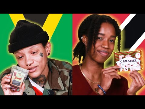 Xxx Mp4 Jamaicans Amp Trinidadians Swap Snacks 3gp Sex