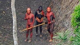 【衝撃】未知の部族が暮らす「北センチネル島」がヤバい!!人類の立ち入りを拒む理由とは!?【危険】