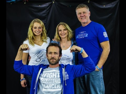 Luke Perry is One Million Strong | Fight Colorectal Cancer