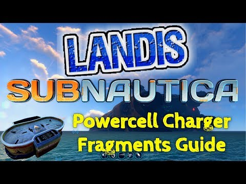 Power Cell Charger Fragments - Subnautica Guide