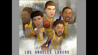10 THINGS LEARNED From LA LAKERS At SEASON End 2018