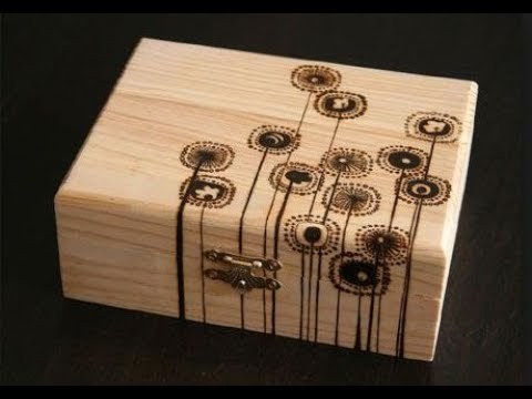 Simple Beautiful Wooden Jewellery Box Designs!!!
