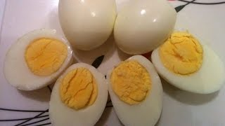 How To Boil Eggs In The Microwave Oven Without Foil Updated 2015