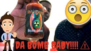 Download THE HOT ONES SHOW ″DA BOMB″ HOT SAUCE CHALLENGE (SUPER FUNNY!!!! Video