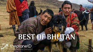 11 Best Places to Visit in Bhutan | Travel Vlog | 4K