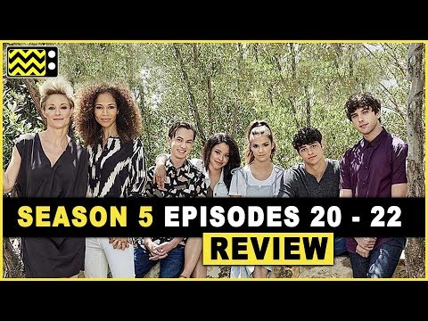 The Fosters Season 5 Episodes 20 - 22 Review & Reaction | AfterBuzz TV