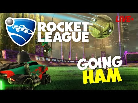 ROCKET LEAGUE - TRADING, AIRIALS, 3v3, CRATE OPENINGS, AND MUCH MORE **LIVE**