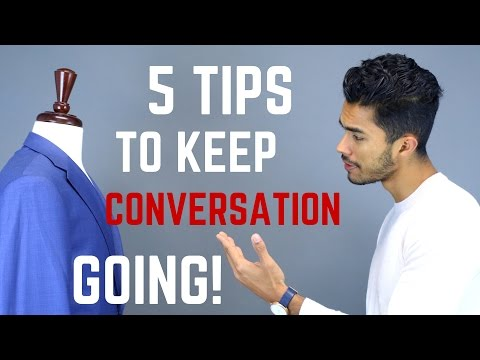 How to Hold An Interesting Conversation | Avoid Awkward Silences!