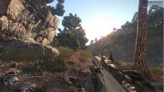 Arma Iii 3 Alpha Pc Gameplay First Play Hd I5 & 7950