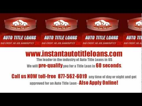 Auto Title Loans San Diego | Fast & Reliable