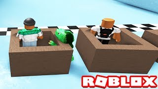 CAN YOU WIN THE RACE IN ROBLOX!? (Roblox Epic Minigames)