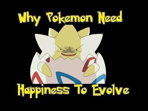 Evolution: Why Pokémon Require Happiness - BulbaTube