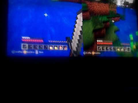 Me doing a mincraft challenge with poker cool. Part 1
