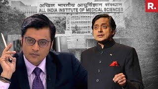 Arnab Goswami On #SunandaForensicMail | Exclusive
