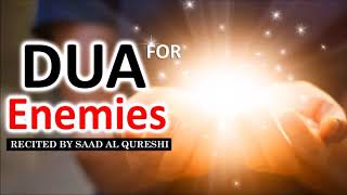 POWERFUL DUA To Handle Enemies, JEALOUS PERSON & People Who Hurt You ᴴᴰ | Listen Every Day!