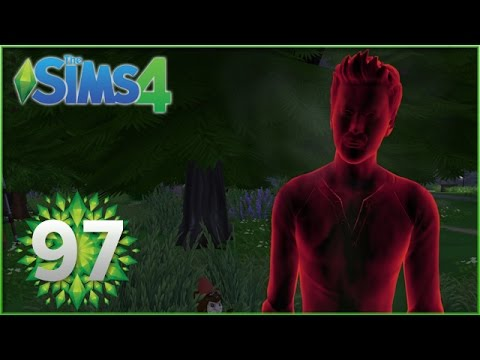 Sims 4: Star Gazing With Angry Ghosts!!  - Episode #97