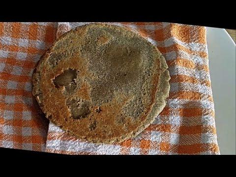 Bajra Roti - Bajre Ki Roti - Roti - Roti Bread - How To Make Gluten Free Bread - Indian Flat Bread -