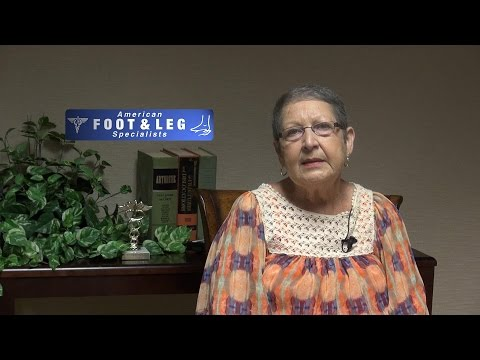 Treating A Foot Wound That Won't Heal | Patient Testimonial