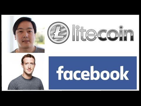 Facebook to accept Litecoin? (Rumor) - Is This why Charlie Lee sold his Litecoin?