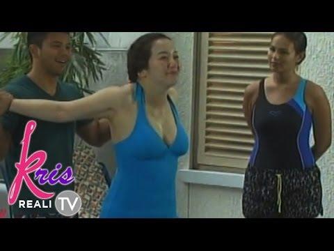 Xxx Mp4 Kris Aquino In Cleavage Baring Swimsuit 3gp Sex