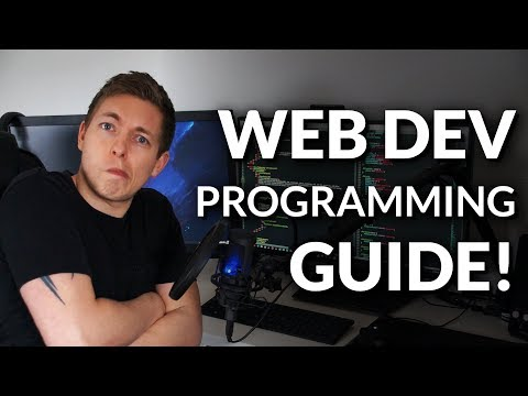 A Guide to Learning Web Development | Web Development Tutorial for Beginners | Learn Programming