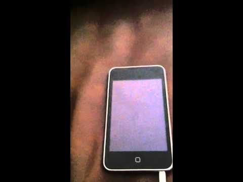 Siri on iPod 3 Generation