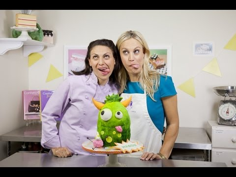 Monster Cake (How-to)- Mixing-It-Up w/ Ceci Johnson of Ceci New York