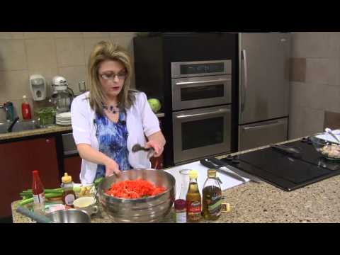 Summer Spaghetti Salad with Guest Chef Lisa Smith