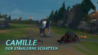 Camille: Champion Spotlight | League of Legends