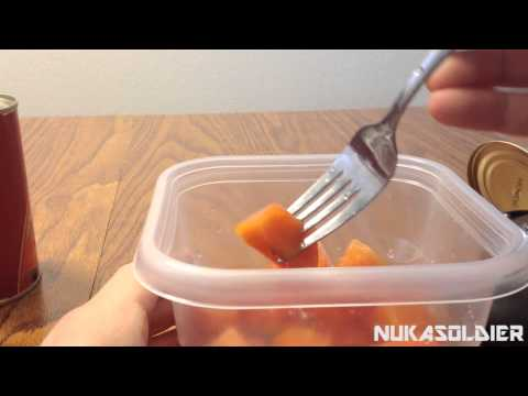 Canned Papaya - SHTF Approved?