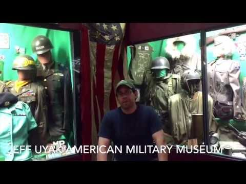 American Military Museum Charleston SC Needs To Find A New Home.