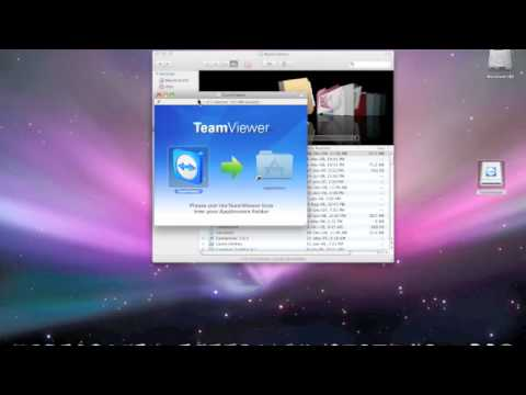 How to Download Teamviewer on a Mac