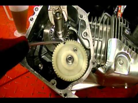 Test Prep (2) RPM or Rotational Relationship between the Crankshaft and Camshaft