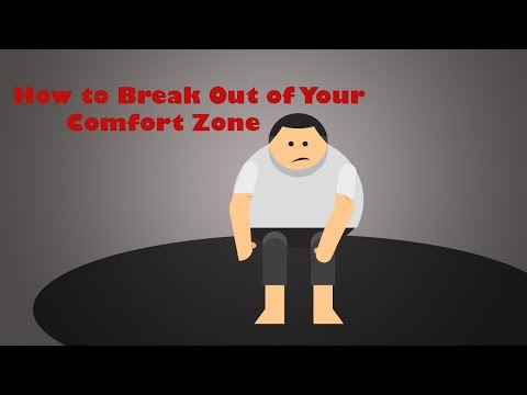Expand Your Comfort Zone | Define Comfort Zone