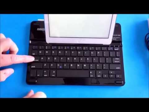 Best iPad Case With Keyboard - Anker® Bluetooth Ultra Slim Keyboard Cover
