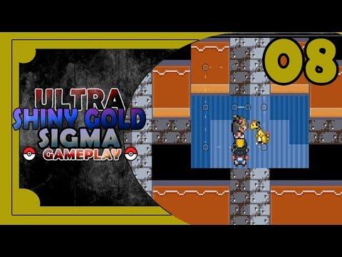Ultra Shiny Gold Sigma Rom Hack | Pokemon Rom Hack Gameplay | Olivine City /Cianwood Gym