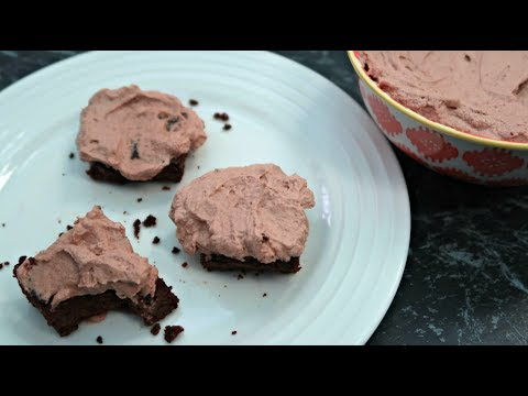Chocolate Frosting | Low Carb + Keto