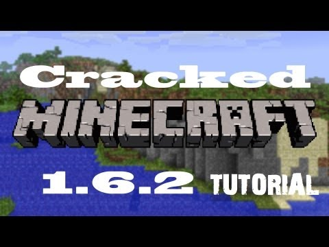 How to get Minecraft for free !! [Minecraft 1.6.2 Cracked] (VOICE TUTORIAL)