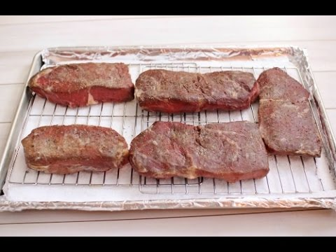 Broiled Steak | RECIPES TO LEARN | EASY RECIPES