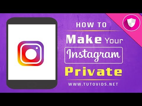 How To Make Your Instagram Private - 2018