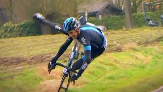Crosswind CHAOS : Geraint Thomas and Niki Terpstra OUTFOXED by Luca Paolini : OUTFOXED #1