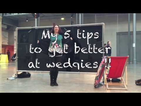 Hoopdance : 5 tips to get better at wedgies
