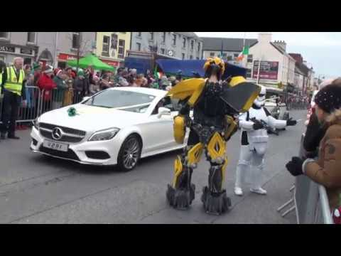 Claremorris St Patricks Day Parade 2018