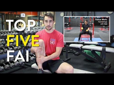 BEST EXERCISES for FAI Hip Impingement