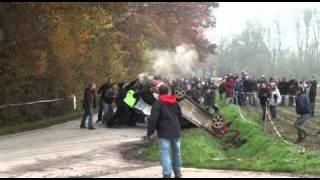 Rallye du Condroz 2010 - Thierry Neuville Nicolas Klinger Peugeot S2000