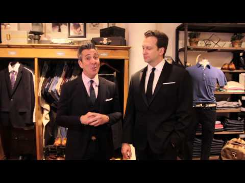 How Far in Advance to Schedule a Tuxedo Fitting : Wedding Fashion for Men