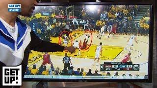 Jalen Rose: Andre Iguodala 'doubtful' for Game 4 endangers Warriors' 'Death Lineup'   Get Up  ESPN